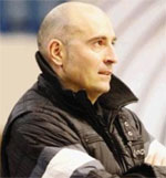 Dragan Radovic basketball
