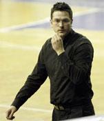 Emil Rajkovic basketball