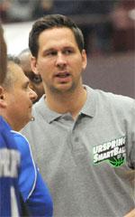 Domenik Reinboth basketball
