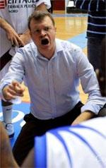 Arnaud Ricoux basketball