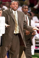 Doc Rivers basketball