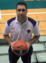Gonzalo Rodriguez basketball