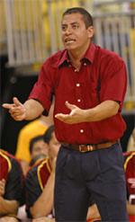 David Rosario basketball