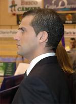 Mateo Rubio basketball