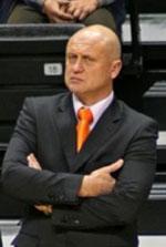 Aloyzas Rudys basketball
