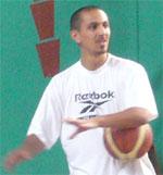 Abdelhadi Saou basketball