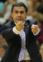 Sergio Scariolo basketball