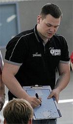 Stefan Schettke basketball