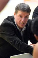 Michael Schuurs basketball