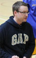 Sebastien Dufour basketball