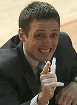 Aleksandar Sekulic basketball
