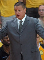 Srecko Sekulovic basketball