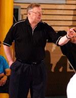 Yuri Selikhov basketball