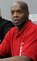 Robert Shepherd basketball