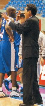 Sun Woo Shin basketball