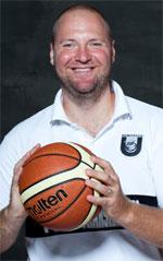 Mihai Silvasan basketball