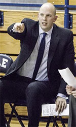 Justin Simon basketball