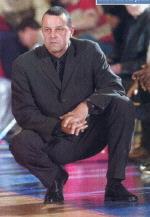 Chris Singleton basketball