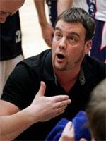 Gudjon Skulason basketball