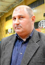 Sergei Smityukh basketball