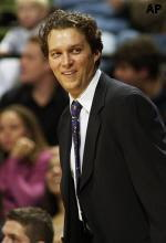Quin Snyder basketball
