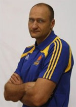 Mikhail Solovyev basketball