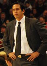 Erik Spoelstra basketball