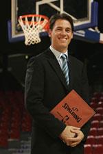 Jacques Stas basketball