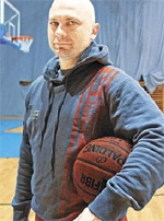 Miroslaw Stawowski basketball
