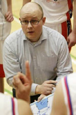 Ingi Thor Steinthorsson basketball