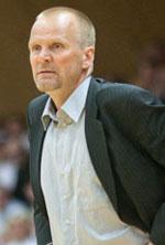 Christer Stjernborg basketball