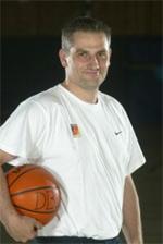 Olaf Stolz basketball