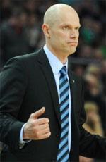 Saulius Stombergas basketball