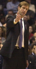 Terry Stotts basketball