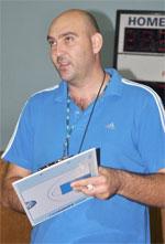 Catalin Tanase basketball