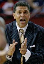 Reggie Theus basketball