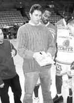 Pascal Thibaud basketball