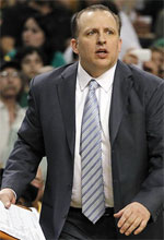 Tom Thibodeau basketball