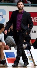 Stefan Timbus basketball