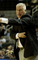 Wayne Tinkle basketball