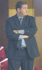 Aleksandar Todorov basketball