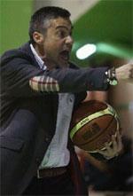 Francis Tome basketball
