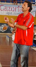 Levent Topsakal basketball