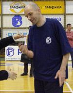 Dragan Torbica basketball