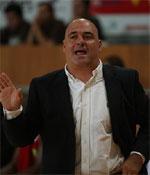 Manuel Povea basketball
