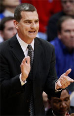 Mark Turgeon basketball