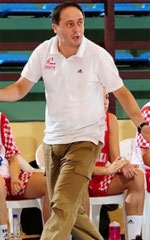 Braslav Turic basketball