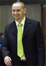 Pawel Turkiewicz basketball