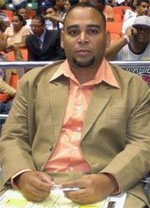 Nelson Urena basketball