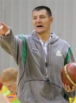 Rolandas Urkis basketball